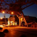 Klappbrücke Mystic (Connecticut, USA)