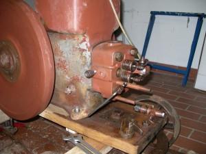 MAH711 Stationärmotor
